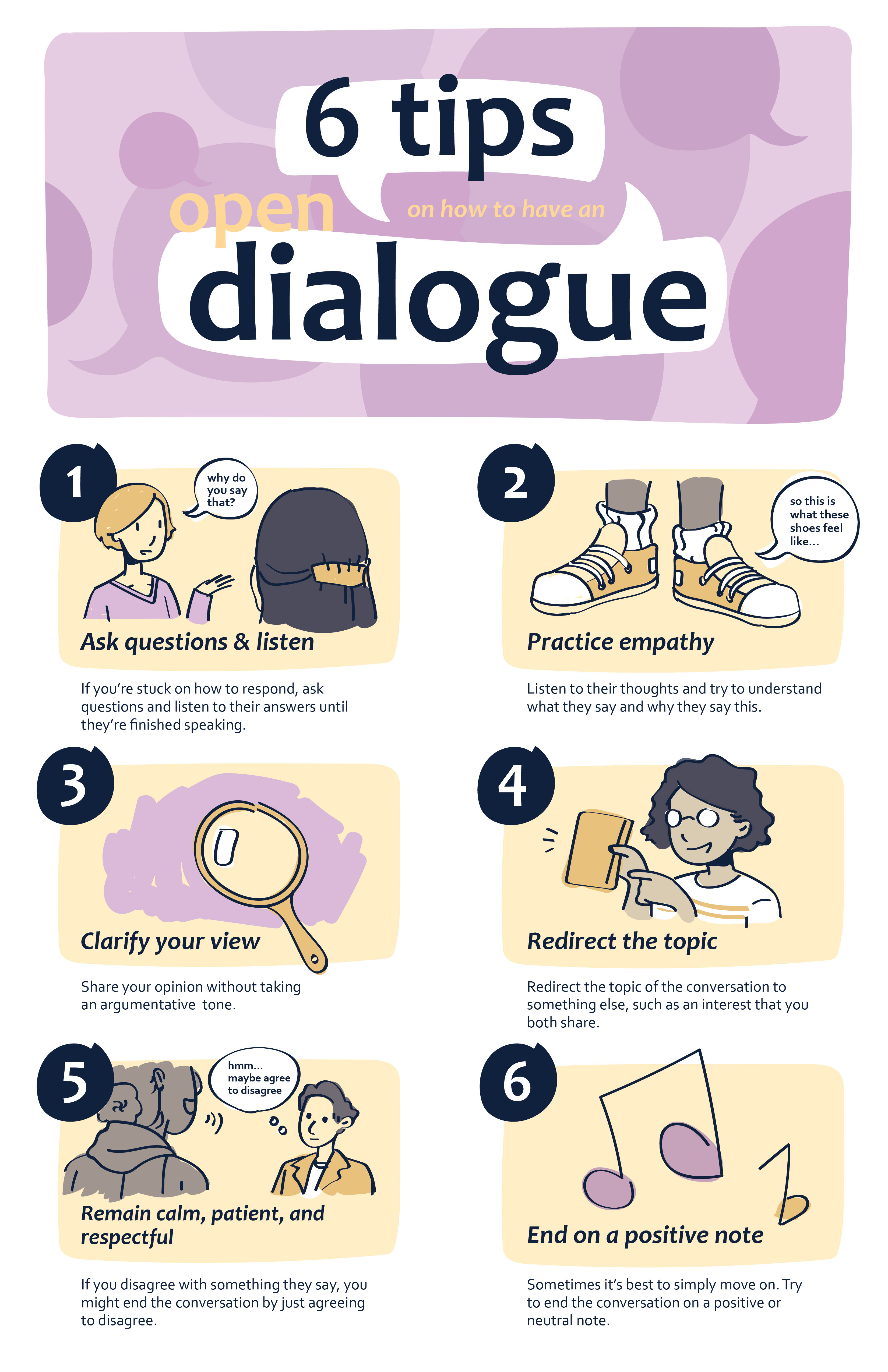 a1b4fc12141b Six tips on how to have an open dialogue – Propaganda
